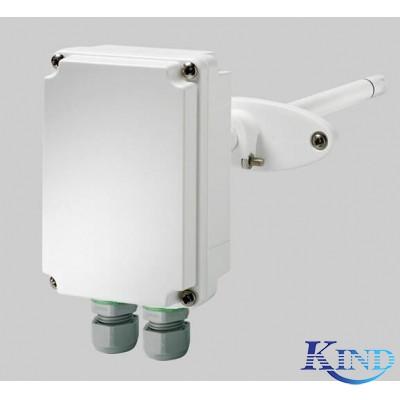 维萨拉高精度暖通空调应用测量的HMDW110系列湿度与温度变送器