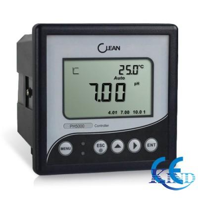 CLEAN PH5000 全能型 pH控制器/变送器