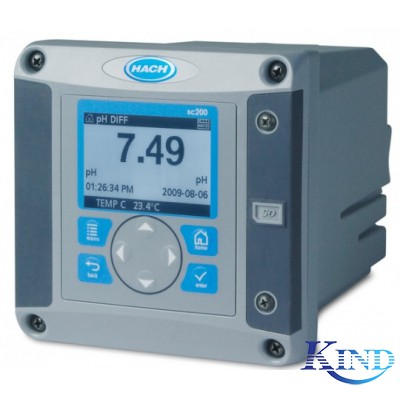 HACH sc200通用型数字控制器