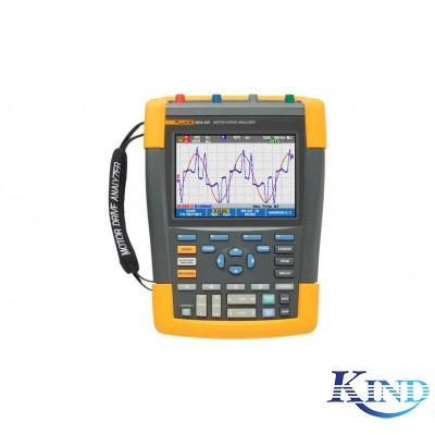 Fluke MDA-510 和 MDA-550 电机驱动分析仪