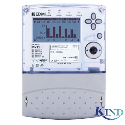Mk11 高精度关口电能表 (电能质量监测终端) High-Precision Power Quality Smart Meter